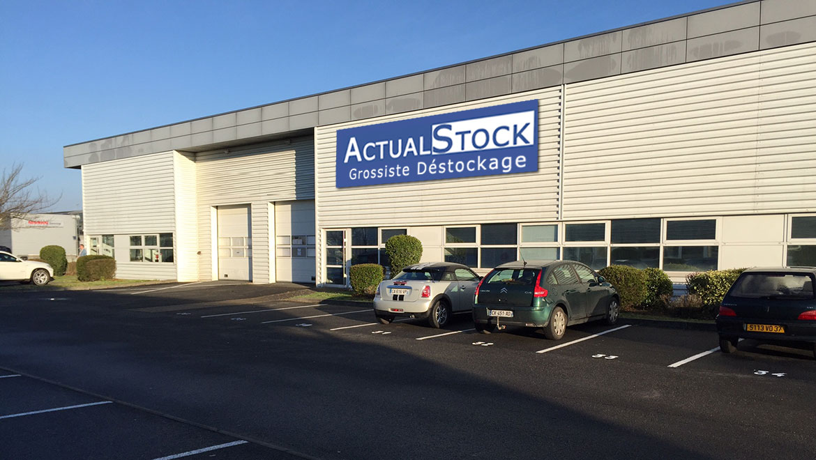 actualstock grossiste outlet destockage de marques